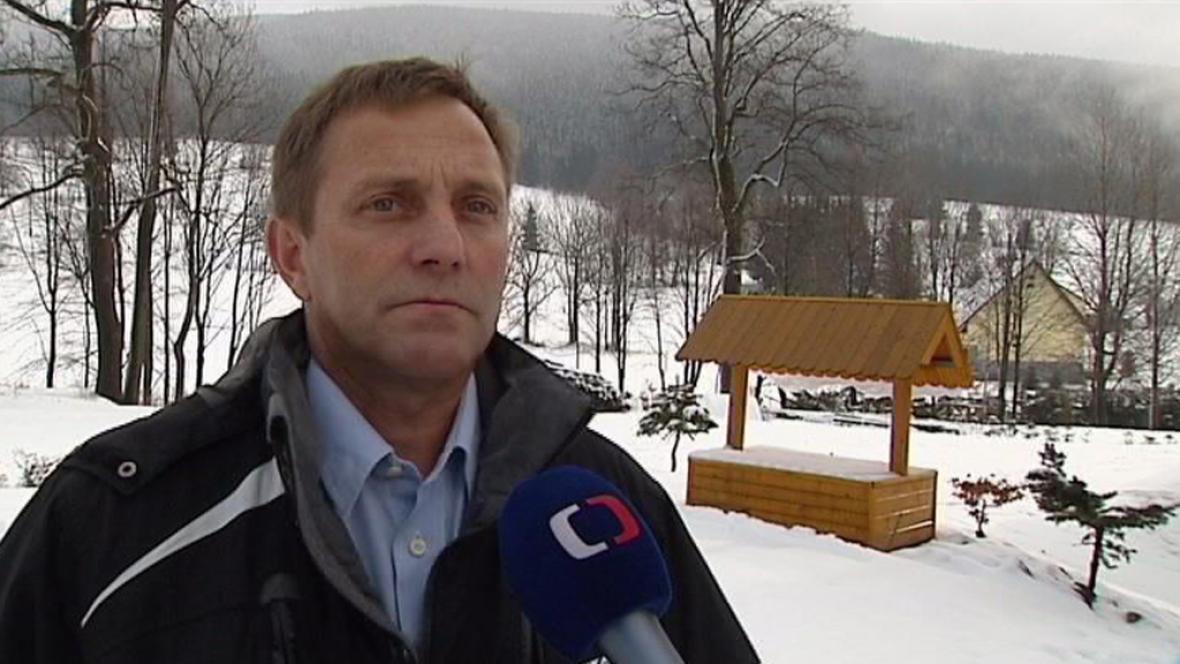 Bývalý skokan na lyžích Jiří Parma