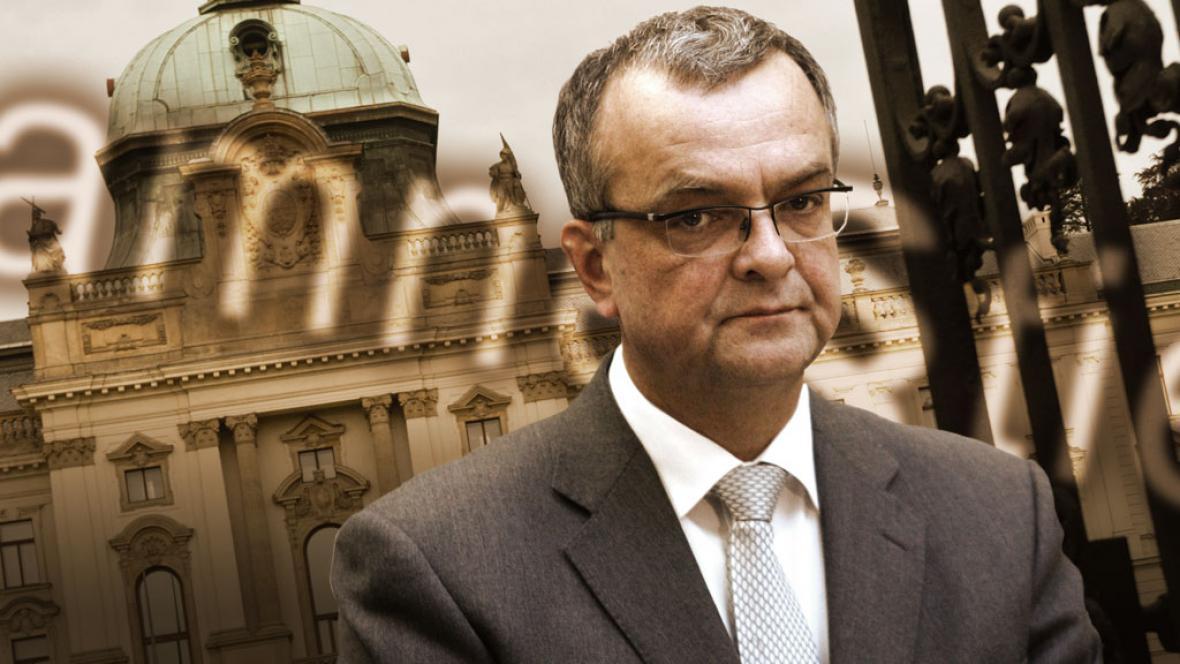 Ministr Kalousek a amnestie
