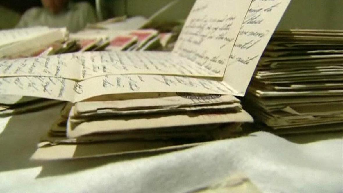Milostné dopisy se vrátily k adresátům