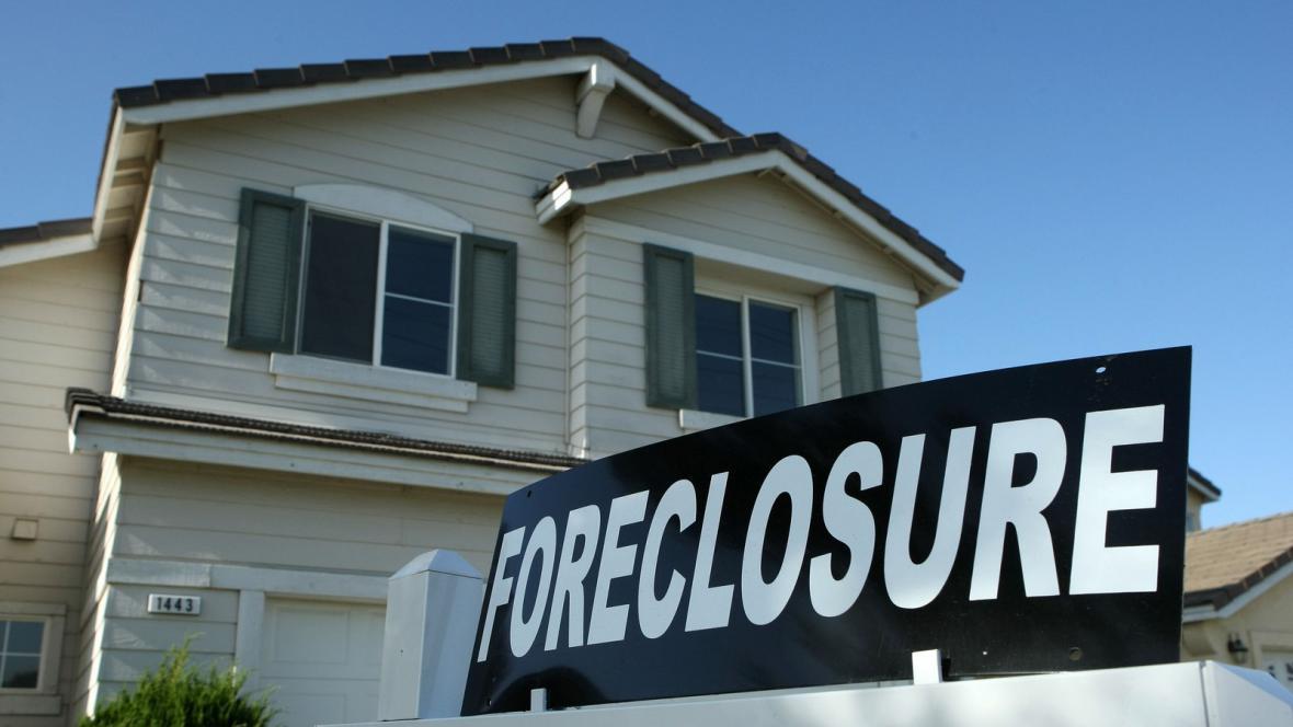 Hypoteční krize v USA
