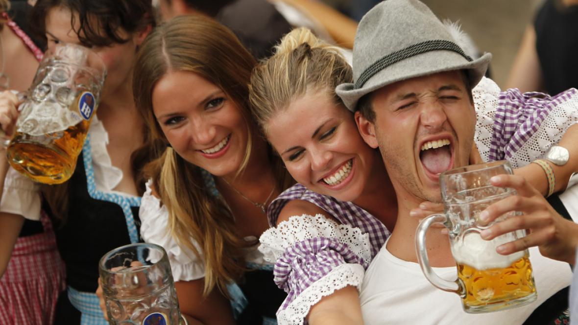 V Mnichově začal Oktoberfest