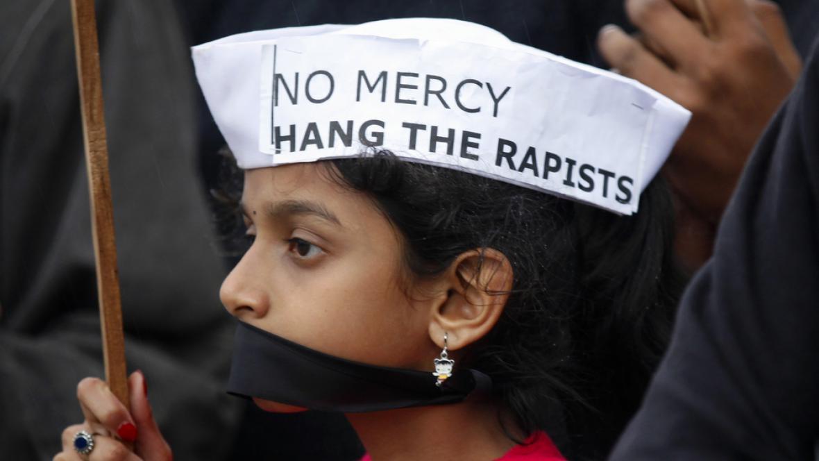 Indové žádají pro násilníky smrt