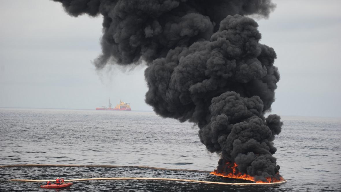 Havárie Deepwater Horizont