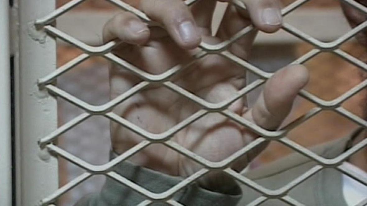 Vězni v Bagramu