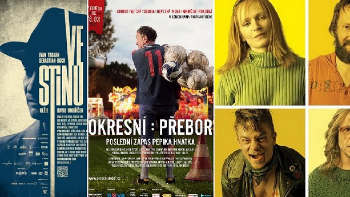 Ceny české kritiky: nominace na nejlepší film