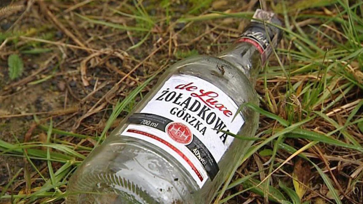 Polský alkohol