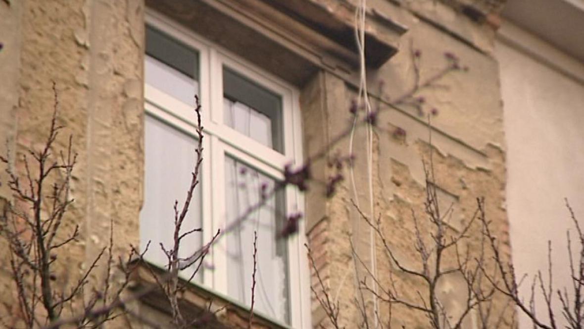 Byt, kde se ukrývali Gabčík s Kubišem