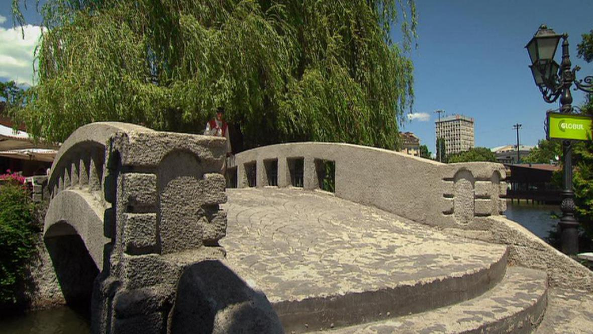 Šumné stopy v Bulharsku