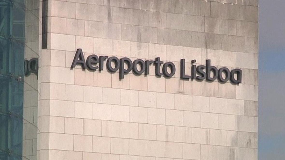 Lisabonské letiště
