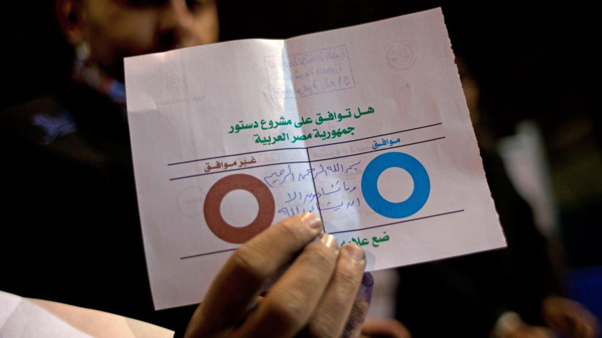 Referendum o egyptské ústavě