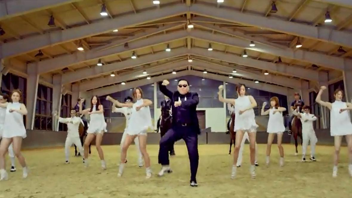 PSY a jeho Gangnam Style