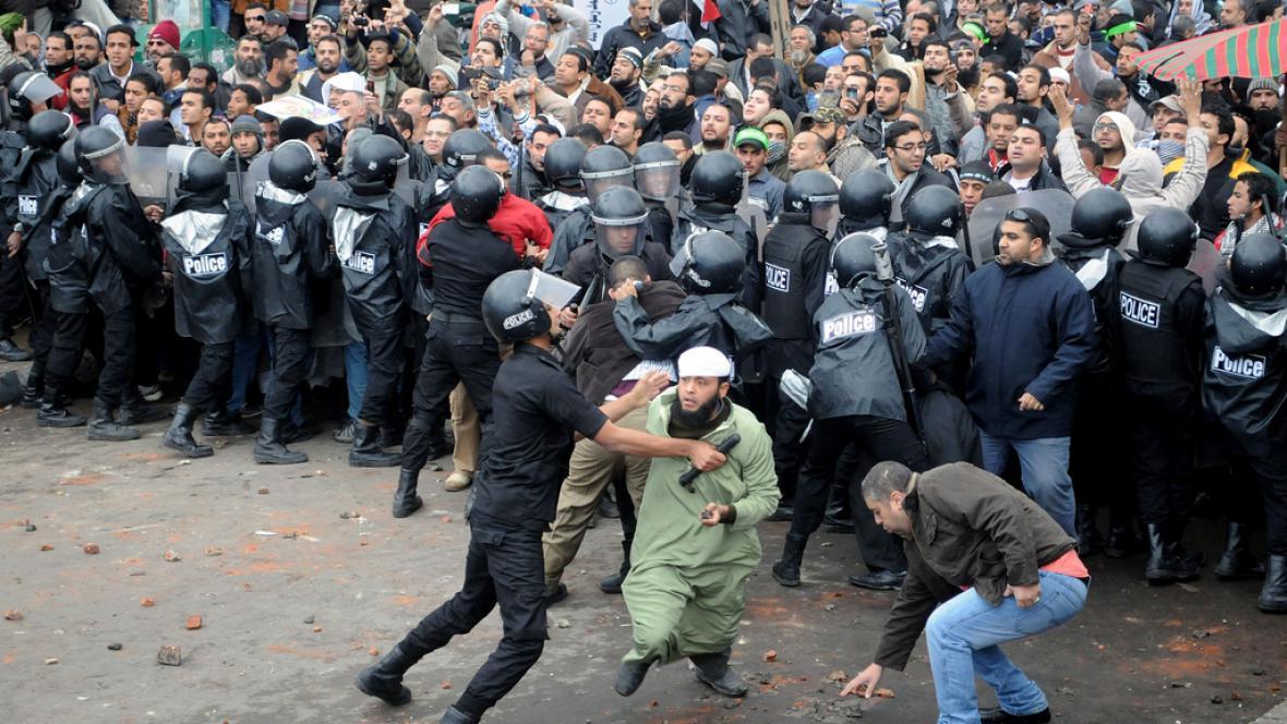 Nepokoje v Alexandrii