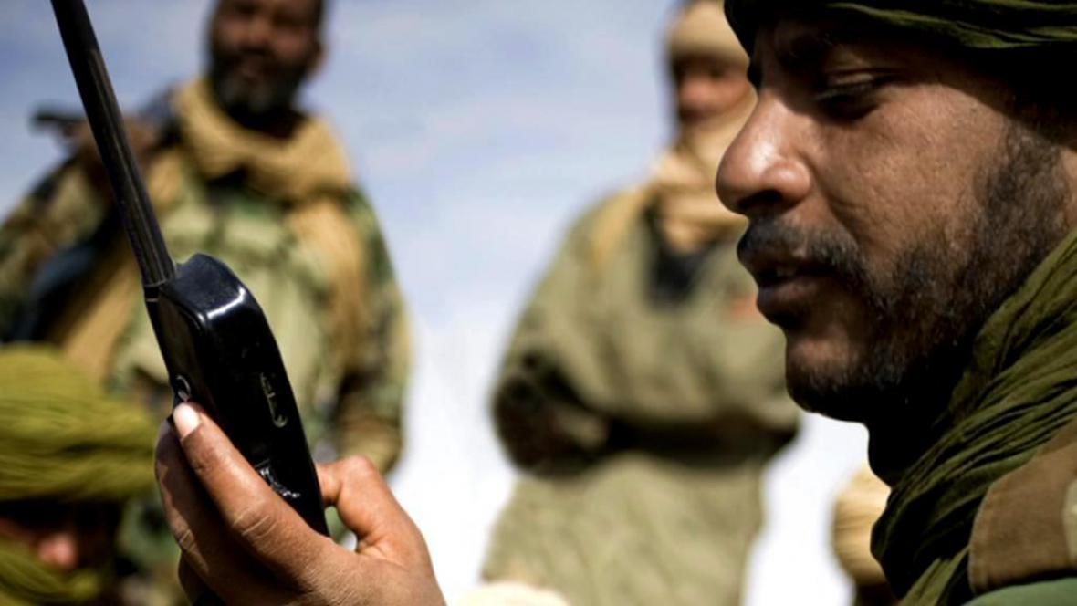 Občanská válka v Mali