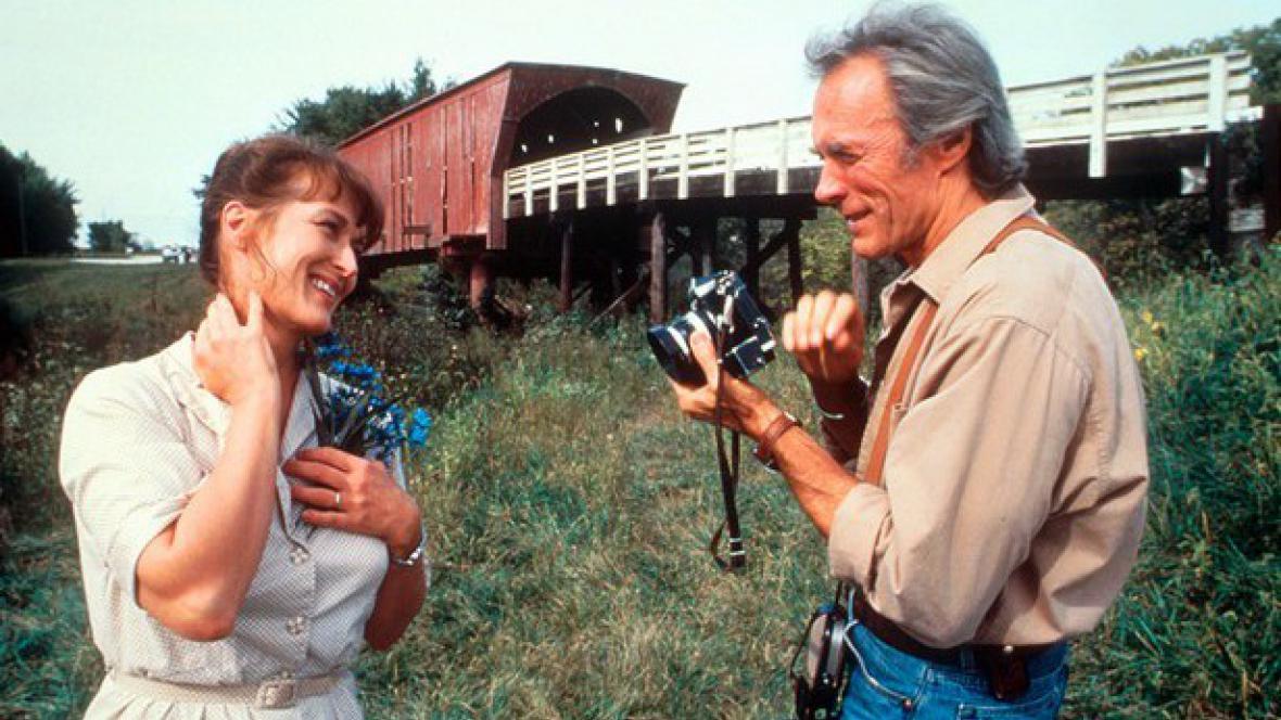Clint Eastwood - Madisonské mosty