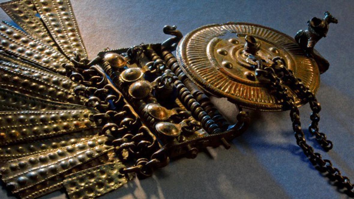 Výstava Ve stínu Olympu – Řecko a svět Keltů