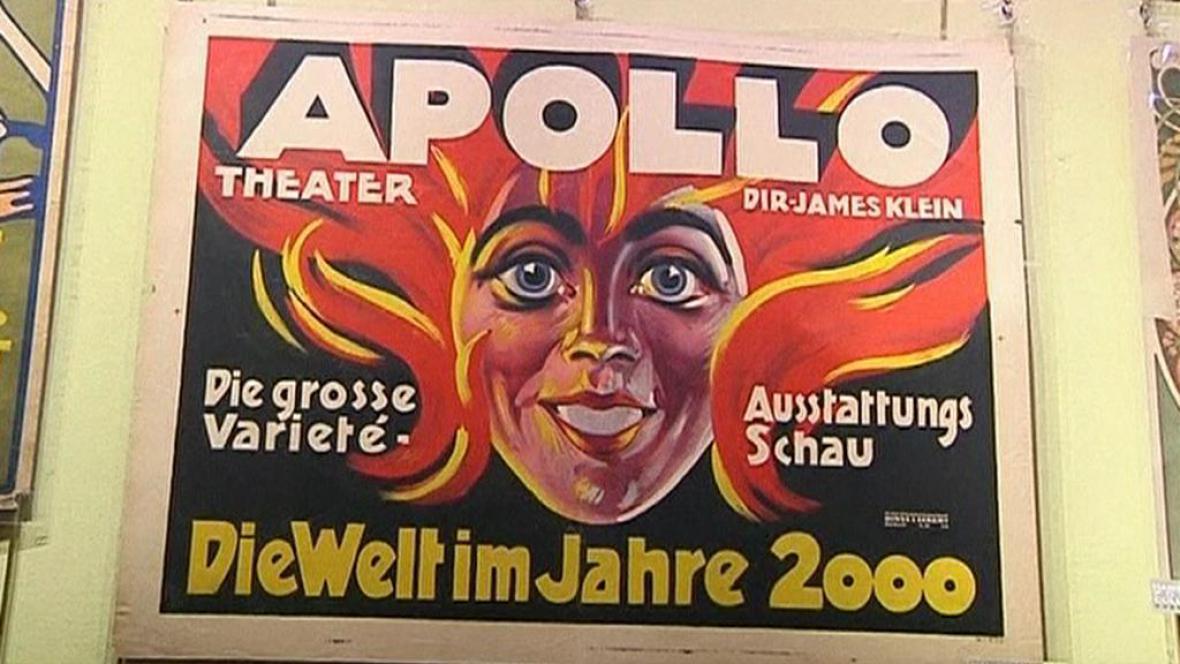 Plakáty Hanse Sachse