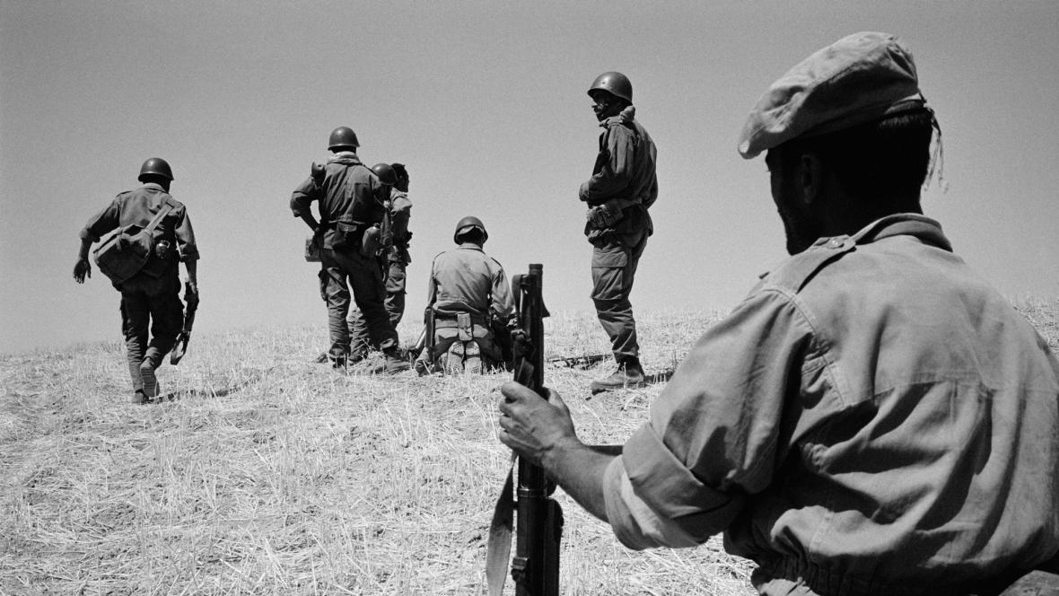 Válka Francie s Alžírskem