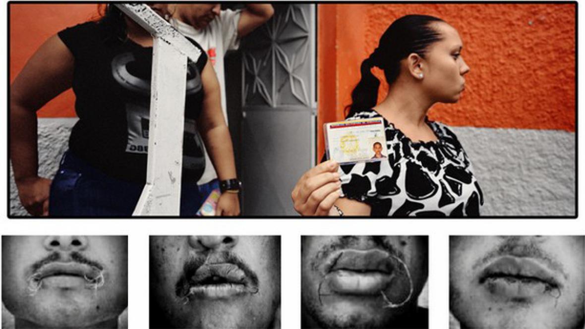 Z výstavy latinskoamerické fotografie Tíha i lehkost