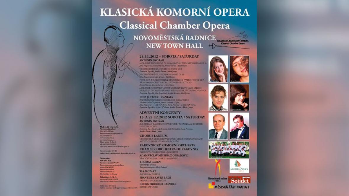 Klasická komorní opera