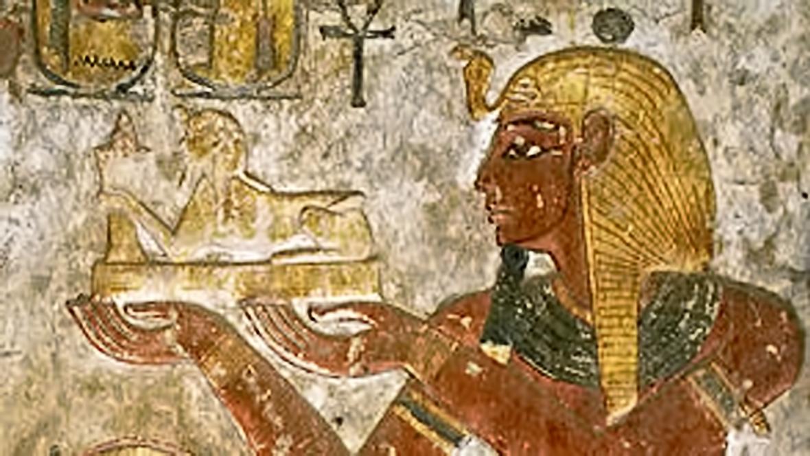 Faraon Ramses III.