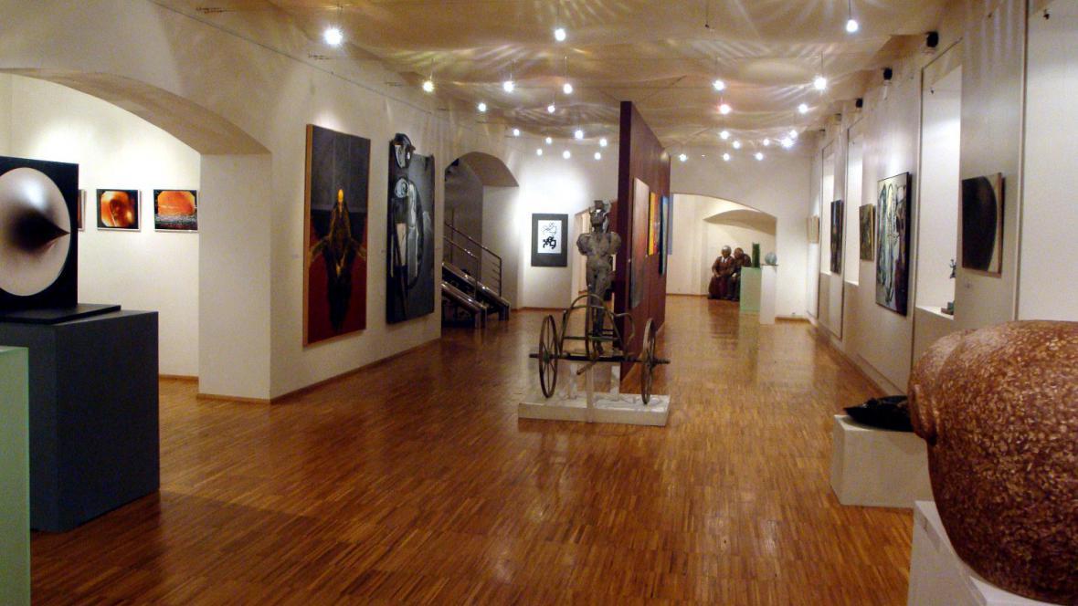 Výstava Dnešní Mánes I