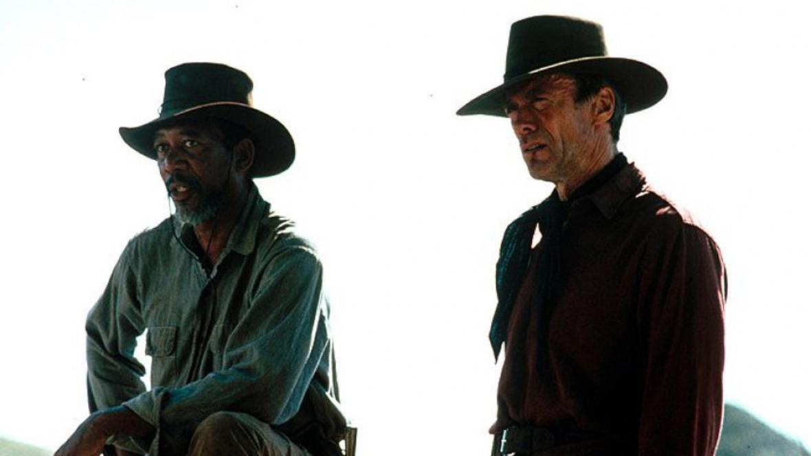 Morgan Freeman a Clint Eastwood / Nesmiřitelní