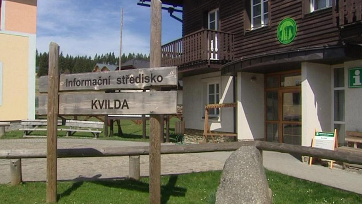 Informační středisko Kvilda