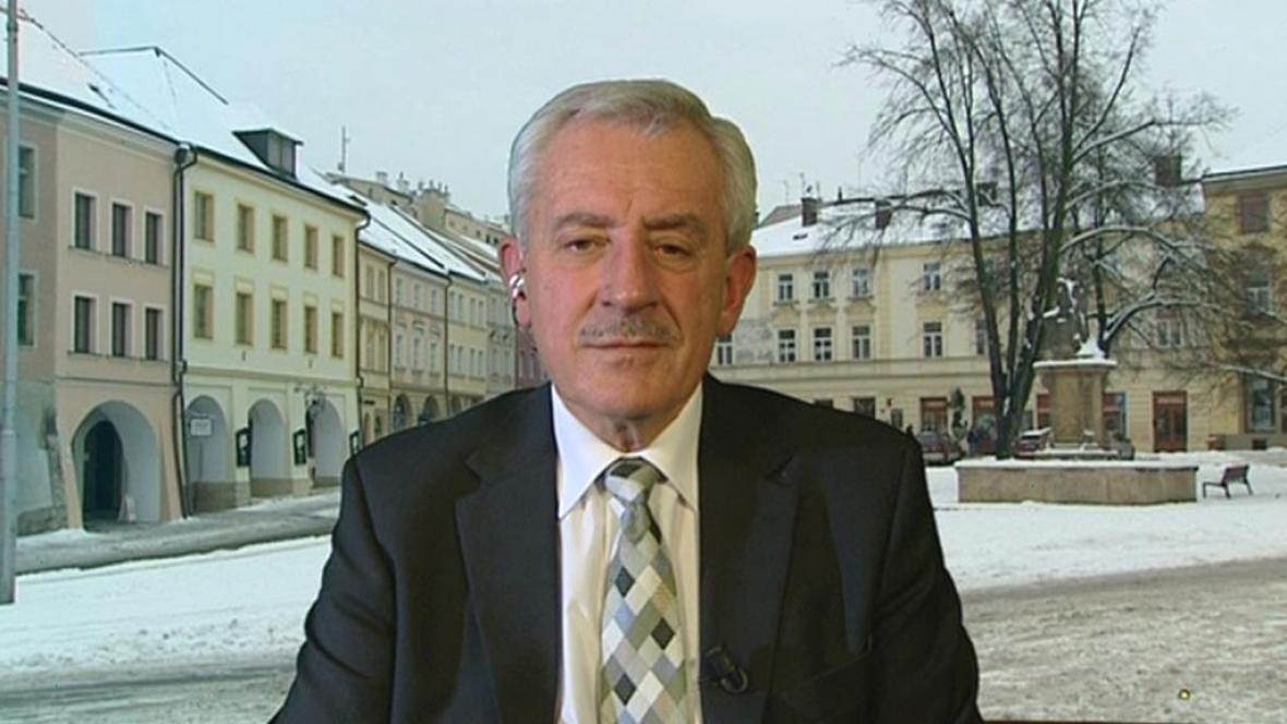 Leoš Heger v OVM