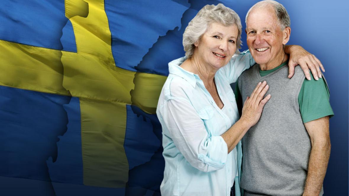 Důchody ve Švédsku