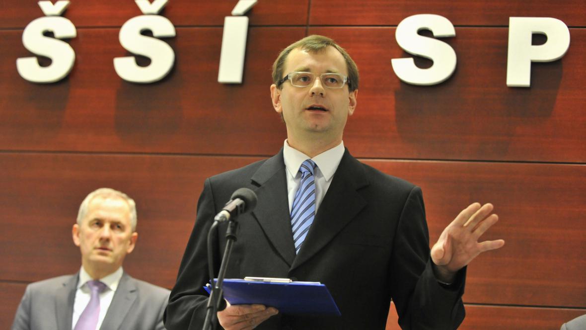 Vojtěch Šimíček, soudce Nejvyššího soudu