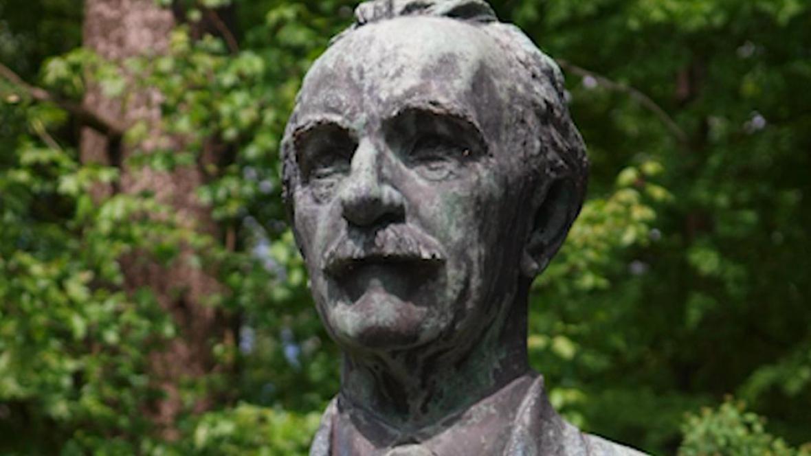 Busta Josefa Bohuslava Foerstera