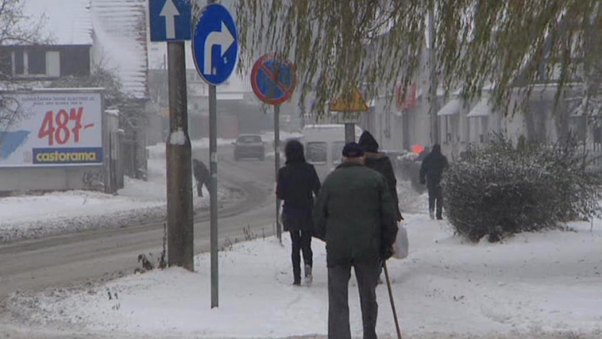 V Polsku umrzly tři desítky lidí