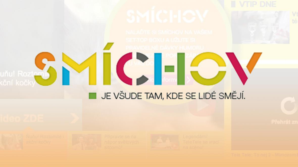 Logo TV Smíchov