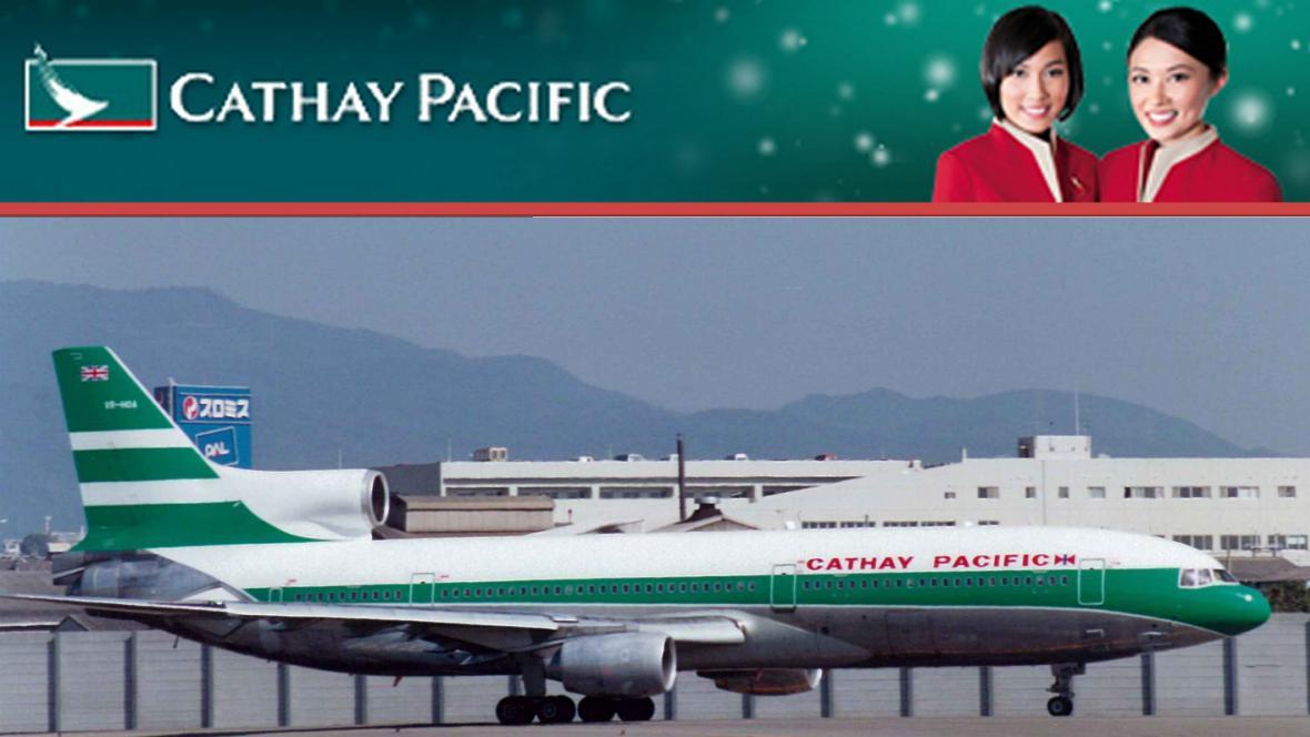 Úsměvy na Cathay Pacific budou vzácností