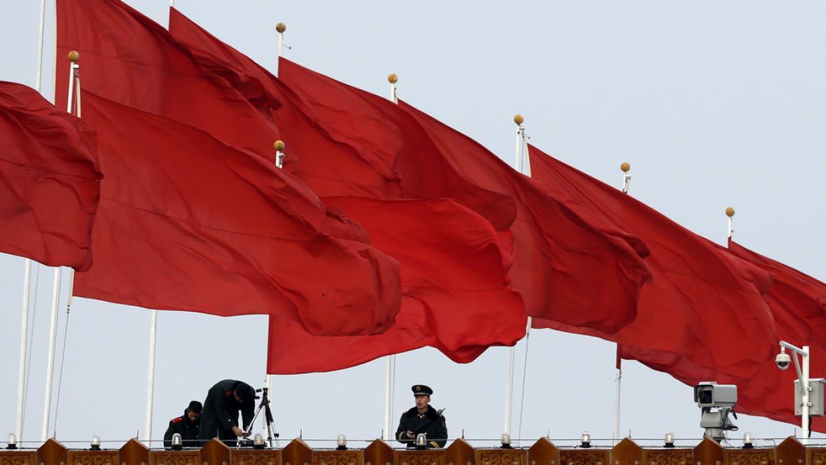 Čína se připravuje na sjezd komunistické strany
