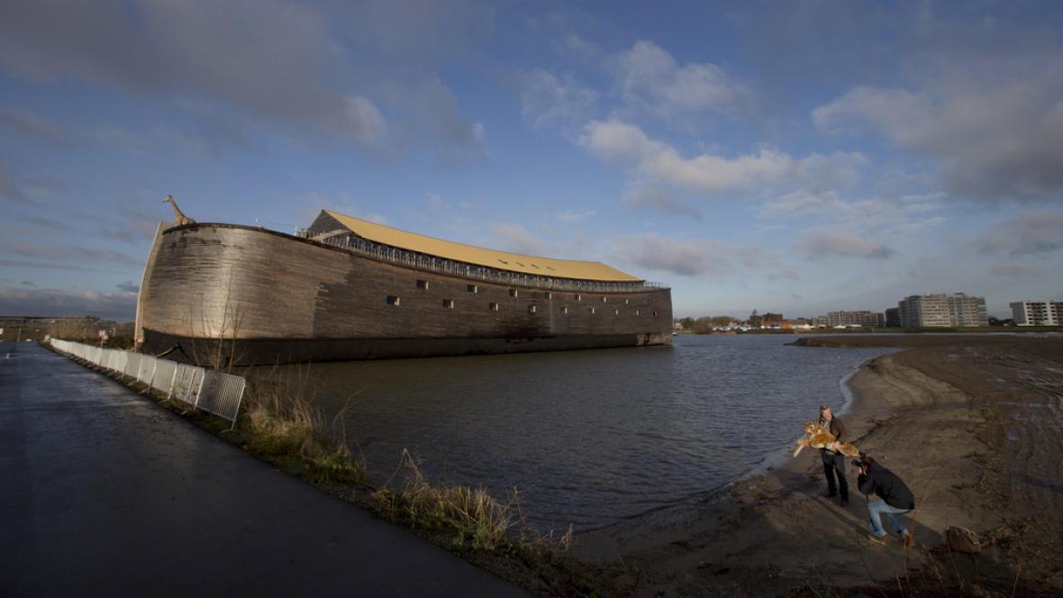 Replika Noemovy archy
