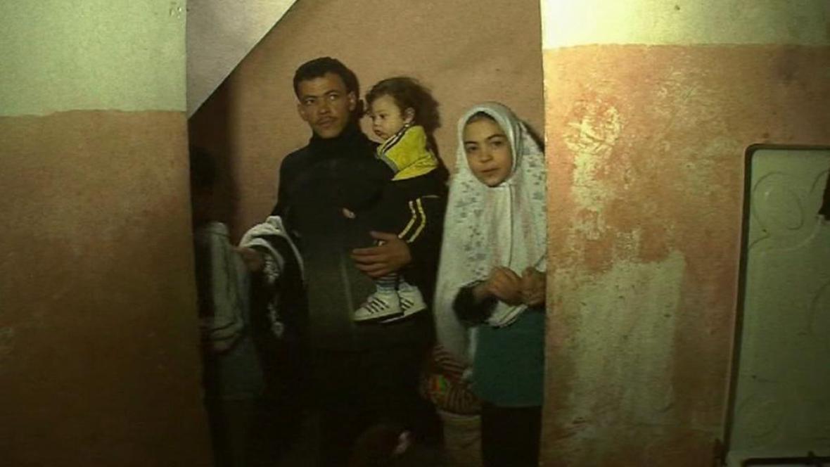Obyvatelé Aleppa