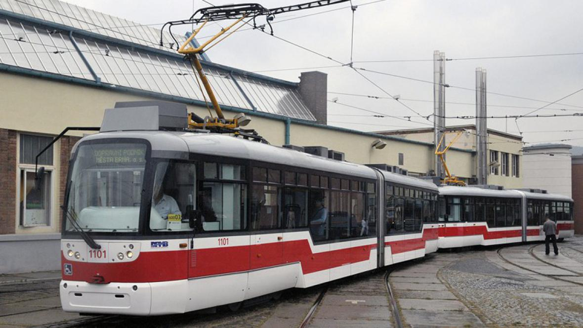 Tramvaje Vario