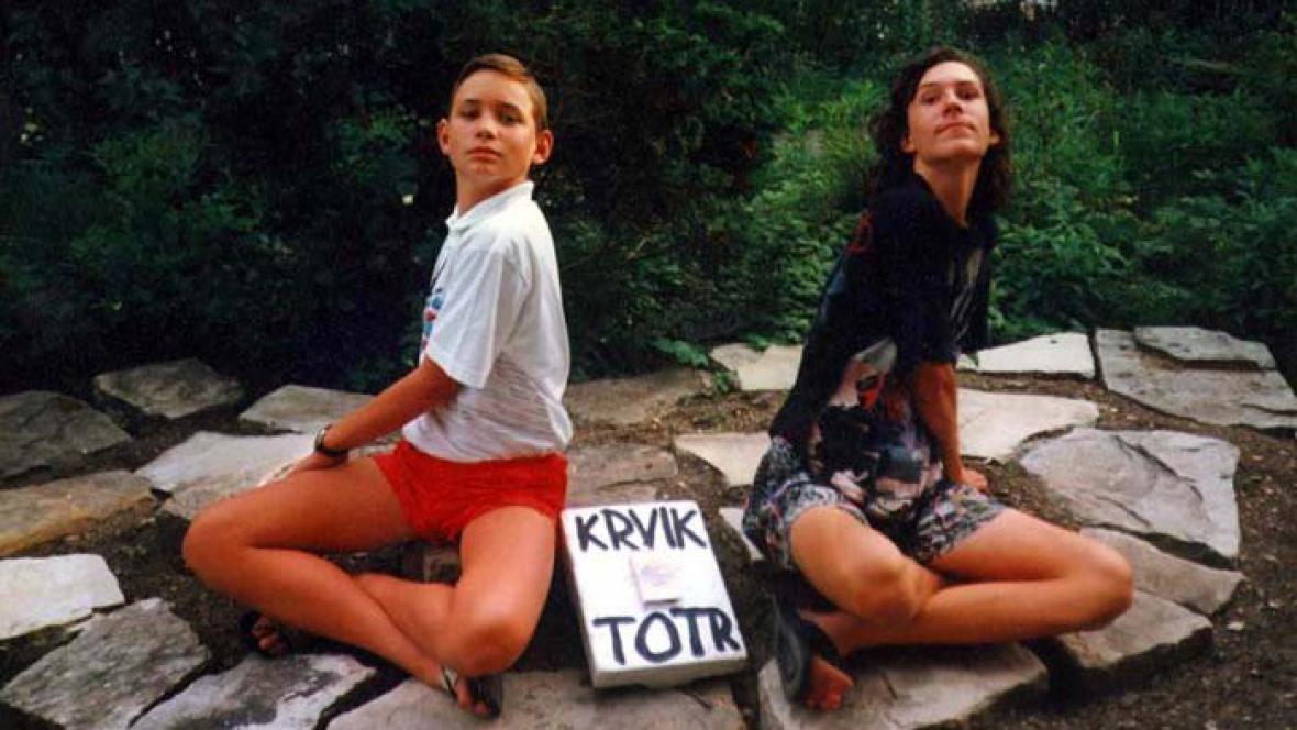 Krvit Totr před téměř 20 lety