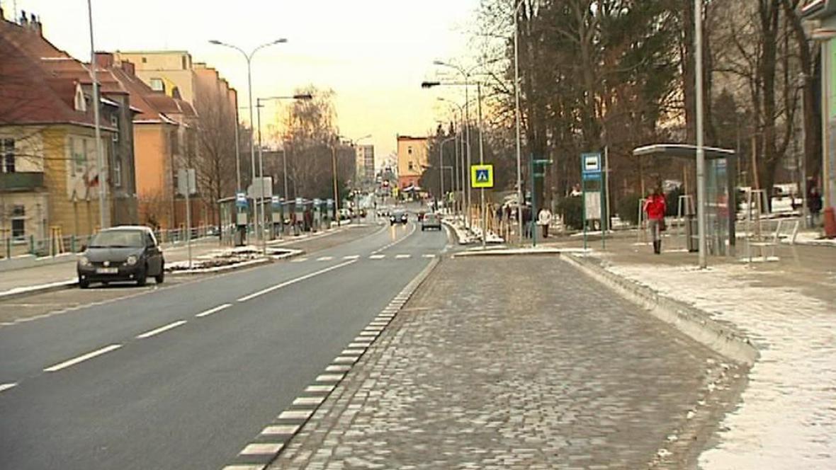 Zrekonstruovaná Štefánikova ulice