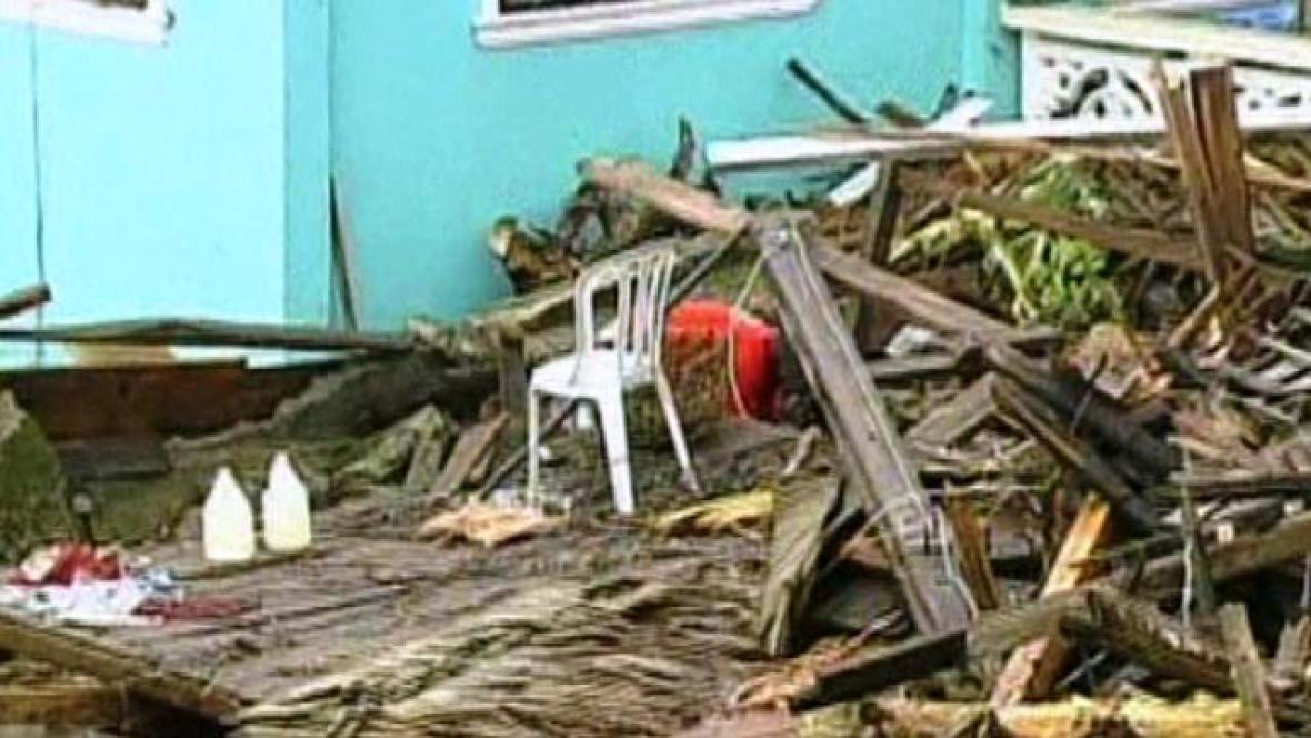 Filipíny po tajfunu Bopha