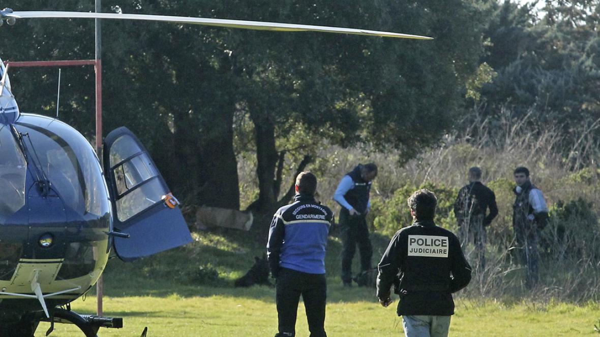 Policie na Korsice