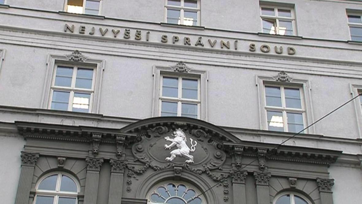 Nejvyšší správní soud