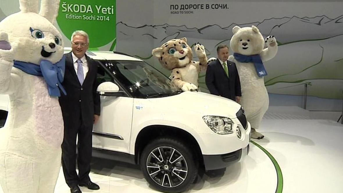 Škoda Yeti