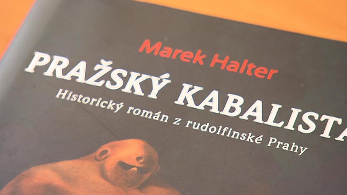 Marek Halter - Pražský kabalista