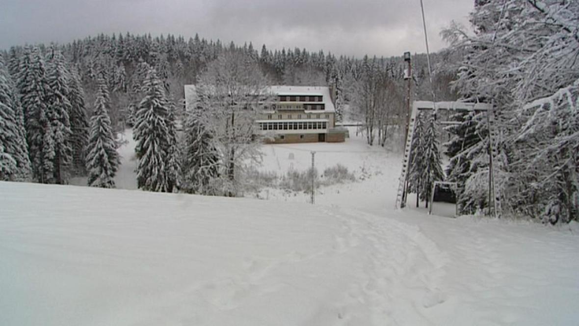 Zimní středisko Belveder