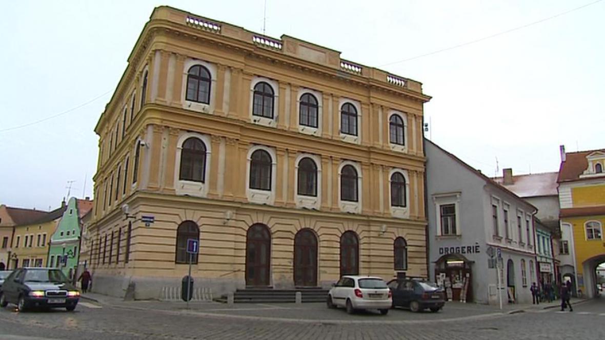 Třeboňská radnice