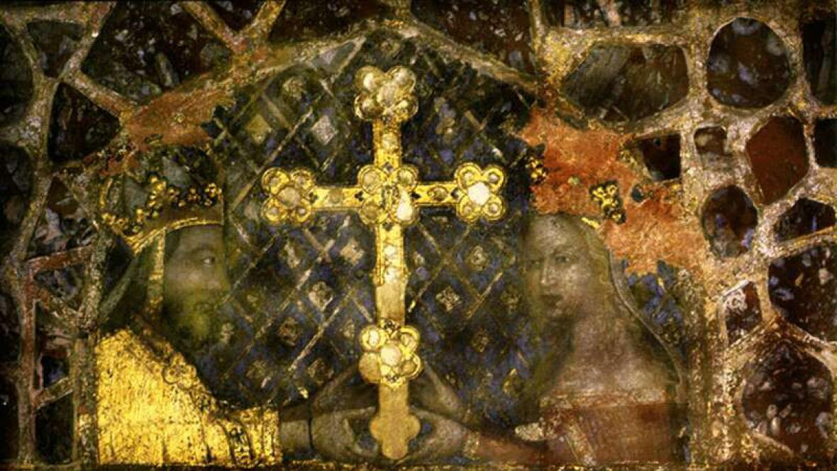 Z dokumentu Karel IV., z Boží milosti král