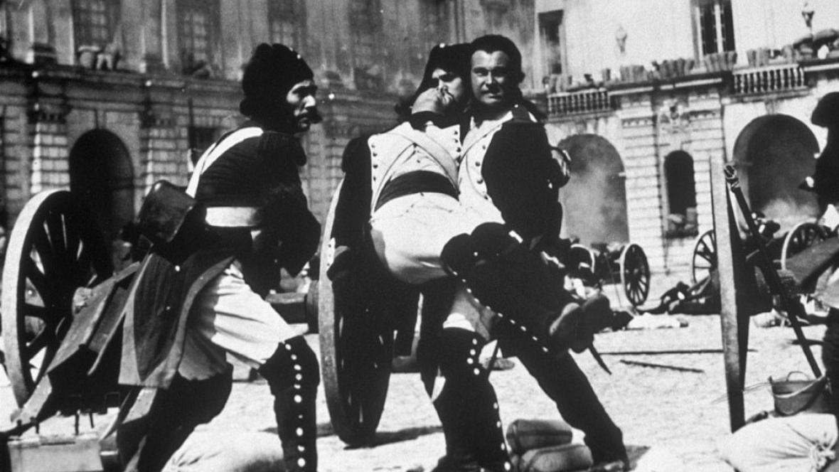 Z filmu Marseillaisa