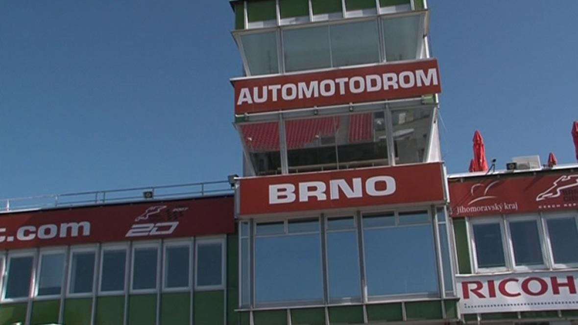 Brněnský automotodrom se chystá na Grand Prix